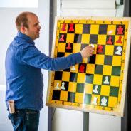 Gøy på sjakkseminar med IM Bjarte Leer-Helgesen